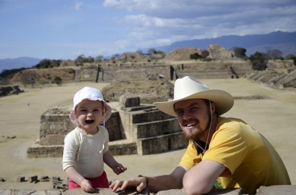 Mała wagabunda zdobywa twierdzę Zapoteków